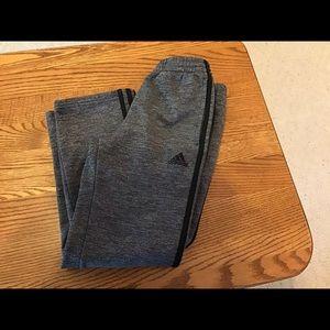 Adidas boys jogging pant